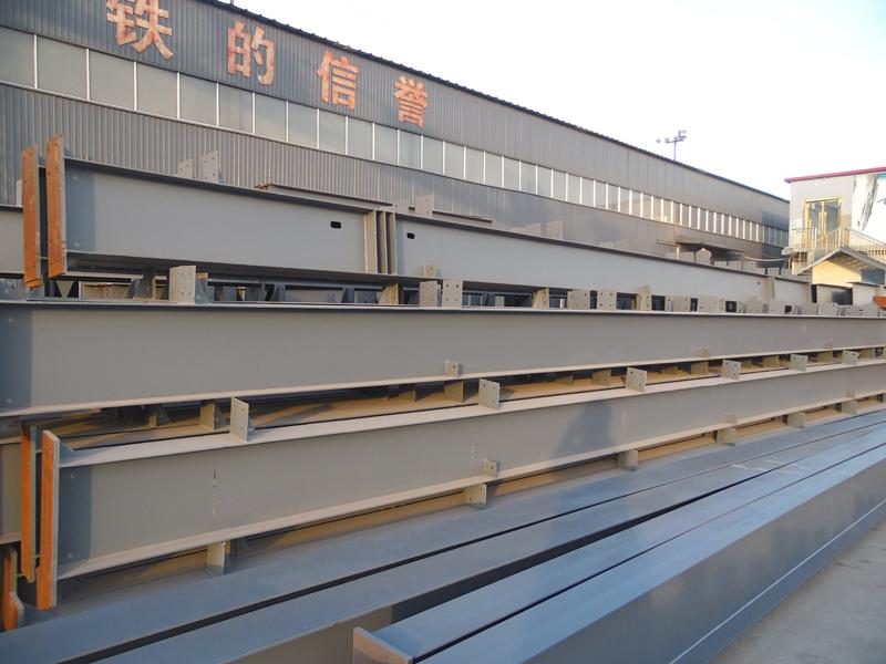 钢梁|山东盛新钢结构有限公司